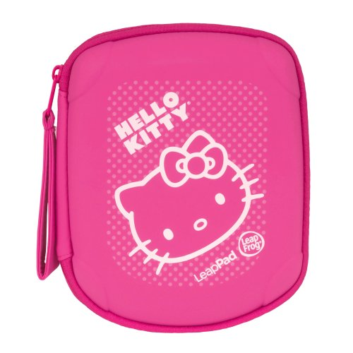 LeapFrog LeapPad Hello Kitty Carrying Case (Works with LeapPads 1, 2 and (Leappad 2 Games For Girls)