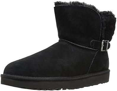 Amazon Com Ugg Women S Karel Boot Slippers