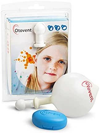 Otovent Glue Ear Treatment by Otovent with 10 Balloons