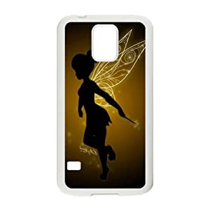 Warm-Dog Lovely Flower Fairy Cell Phone Case for Samsung Galaxy S5