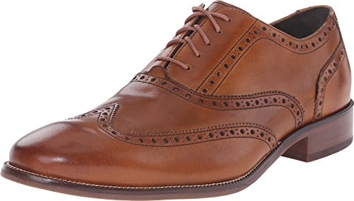 Cole Haan Men's Williams Wingtip Oxford British Tan 12 M US