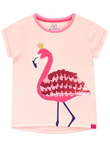 Harry Bear Meisjes T-Shirt Flamingo