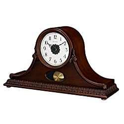 Bulova Hyde Park Mantel Clock