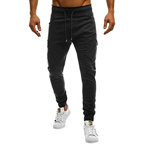 Cargo Da Chino Normali Jogging Allungano Jeans Uomini Dei Biker Fit Progettista Slim I Ragazzo Nero Lunghi Jogg Longra Pantaloni Oq8pwnqS