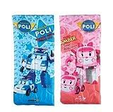 Robocar Poli- Amber Sleeping Bag for Kids (Pink)