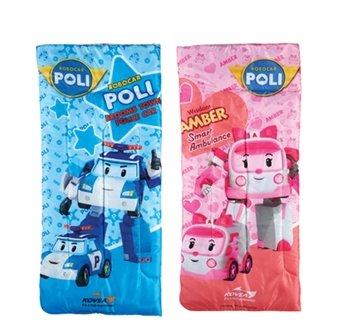 Robocar Poli- Poli Sleeping Bag for Kids (Blue) by Robocar Poli (Image #3)