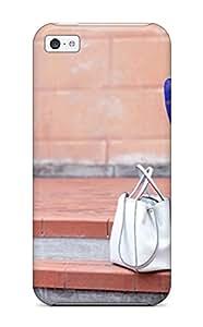 1114596K98540031 Iphone 5c Veronica Ferraro Print High Quality Tpu Gel Frame Case Cover