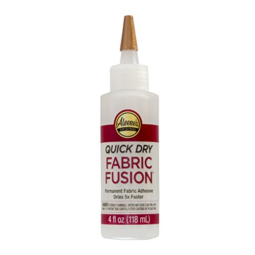 Aleenes fabric Permanent Adhesive 4 Ounce