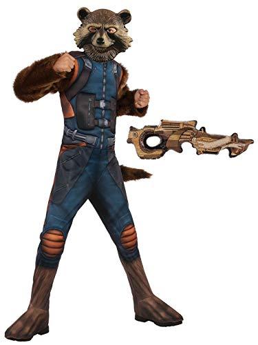 Avengers Endgame Rocket Raccoon Kids Costume Kit
