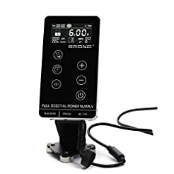 BRONC Professional Tattoo Power Supply T...