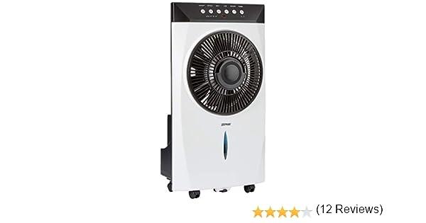 Zephir - ZST31CM Ventilador nebulizador con función de nebulización de agua, panel de control electrónico y mando a distancia: Amazon.es: Bricolaje y herramientas