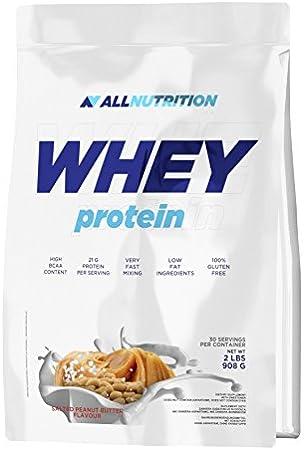 All Nutrition Polvo de Proteína de Suero, Galletas de ...