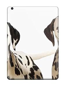 Cute Appearance Cover/tpu ITq-1489gbFihmVo Dalmatian Case For Ipad Air