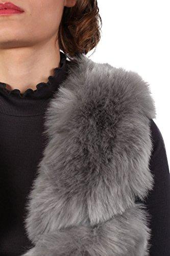 imitación de gris de piel PILOT® chaleco A6awOqnBx8