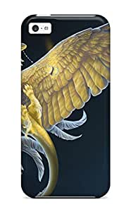 Charles C Lee Design High Quality Artistic Cover Case With Excellent Style For Iphone 5c