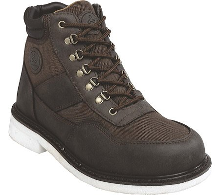 Pro Line Mens W575 Nylon Wading Shoes with Rubber Outsole, 8 Brown US