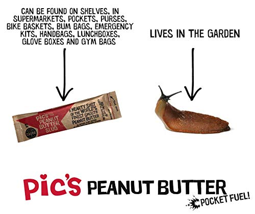 Pics Peanut – Mantequilla de cacahuete natural de 1.13 oz x ...