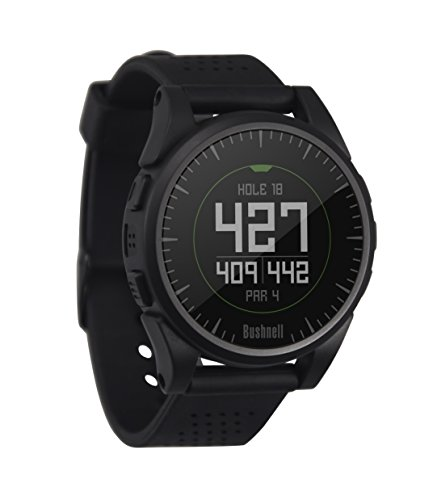 Bushnell 368750 Excel Golf GPS Watch, Black (Bushnell Neo Gps Watch)