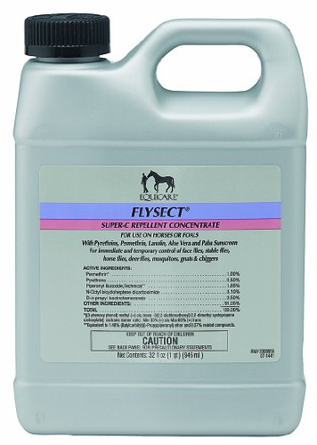 (Farnam CO (EQUICARE) Flysect Super C Concentrate)