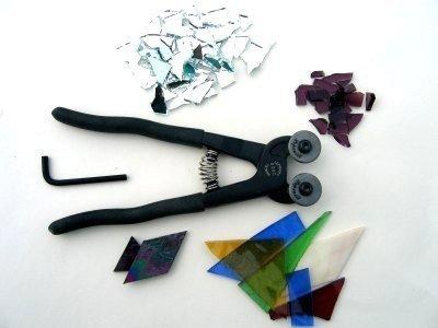 Leponitt Glass Mosaic Cutters. The Best Nipper There is. Mosaic Heaven LTD