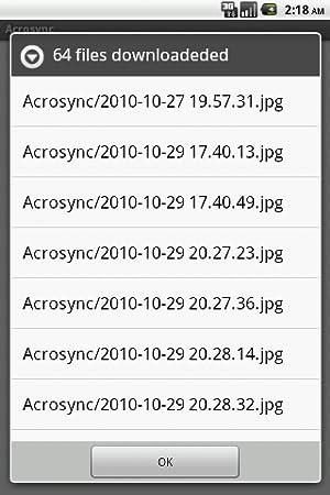 Acrosync - WiFi File Sync