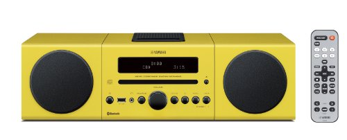 Yamaha MCR B142YL Desktop Bluetooth System