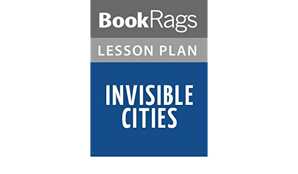 Invisible Cities Fun Activities
