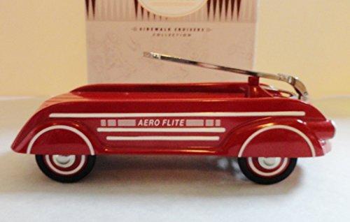 Hallmark Kiddie Car Classic Sidewalk Cruisers 1940 Garton Aero Flite Wagon LE