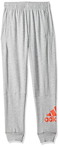Adidas Boy #39;s Straight Fit Trousers