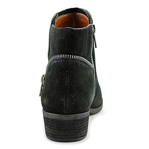Lucky Brand Boide Women Black Ankle Boot ojAA6v8