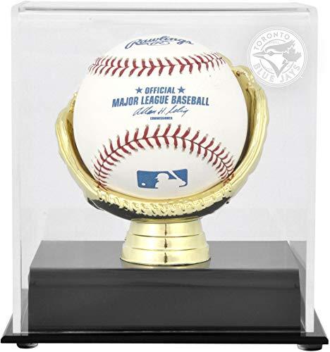- Mounted Memories Toronto Blue Jays Gold Glove Single Baseball Logo Display Case