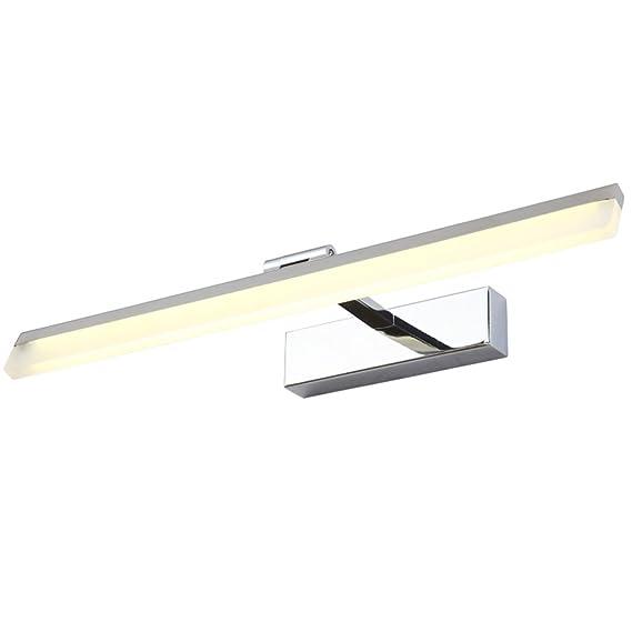 Badezimmerleuchten Spiegel Vorne Lichter Led Modern Badezimmer