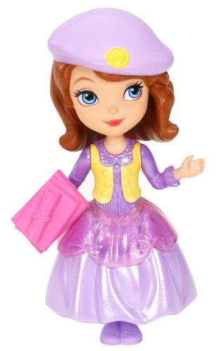 Disney Sofia the First 3 Inch Action Figure Buttercup Troop Sofia, - Plains Shopping White Center