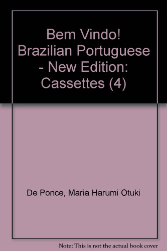 Bem-Vindo: A Lingua Portuguesa No Mundo De Comunicacao