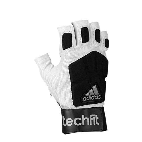 adidas TechFit Lineman Football Half Finger Gloves – DiZiSports Store