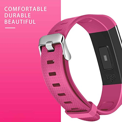 egalbest-waterproof-smart-colorful-screen-wrist-band-bluetooth-wristband-sports-bracelet-heart-rate-blood-pressure-red