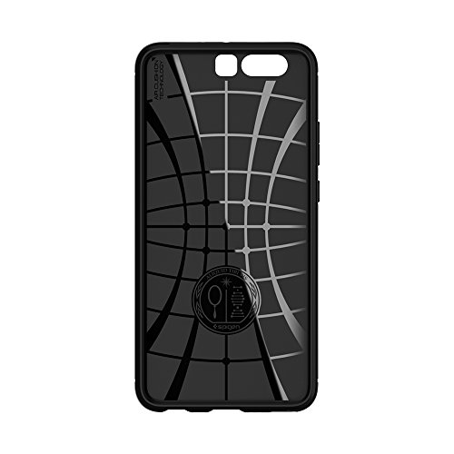 Spigen Rugged Armor Huawei P10 Plus Case with Resilient Shock Absorption and Carbon Fiber Design for Huawei P10 Plus(2017) - Rugged Armor by Spigen (Image #8)