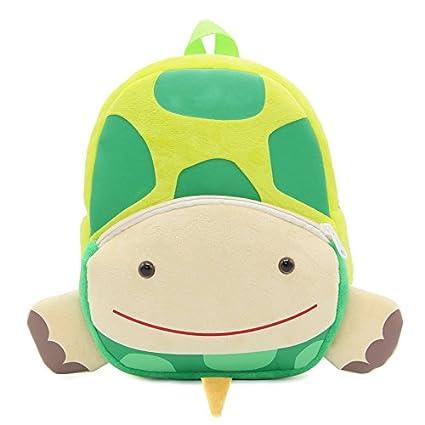 Toddler Kids Backpack Baby Boys Girls Cute Cartoon Animal Shoulder Bags for Children Tiger