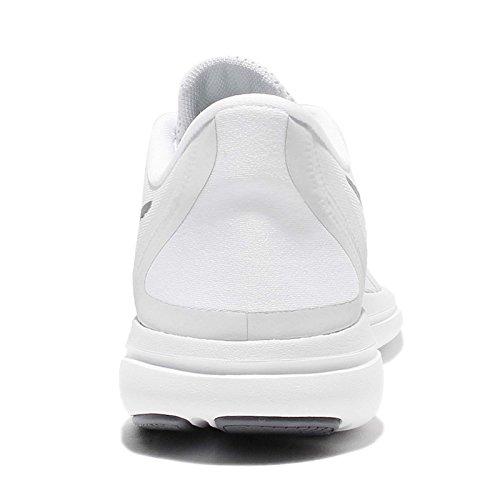 Nike Flex 2017 Rn Mens 898457-100 Bianco