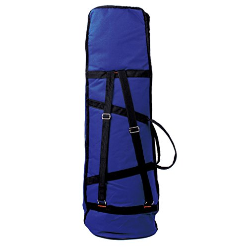 Jili Online Oxford Fabric Shoulder Bag Tenor Trombone Stage Bag for Trombonist Blue by Jili Online (Image #3)'