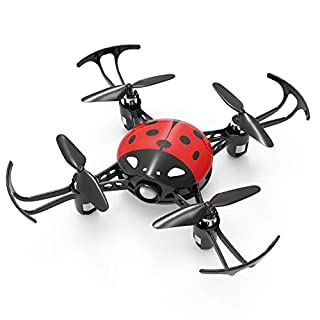 Cheerwing X27 RC Mini Drone for Kids 3D Flips Nano Quadcopter with Auto Hovering Headless Mode