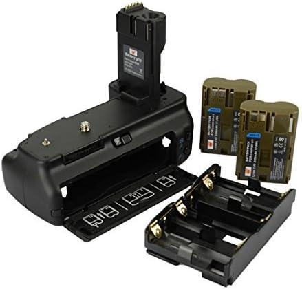 DSTE Pro BG-E2 N agarre Vertical de batería + 2 x BP-511 Batería ...