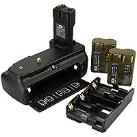 DSTE Pro BG-E2N Vertical Battery Grip + 2x BP-511 Battery for Canon EOS 40D 20D 30D 50D SLR Digital Camera