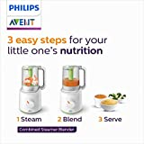 Philips Avent SCF870/21 Combined Baby Food Steamer