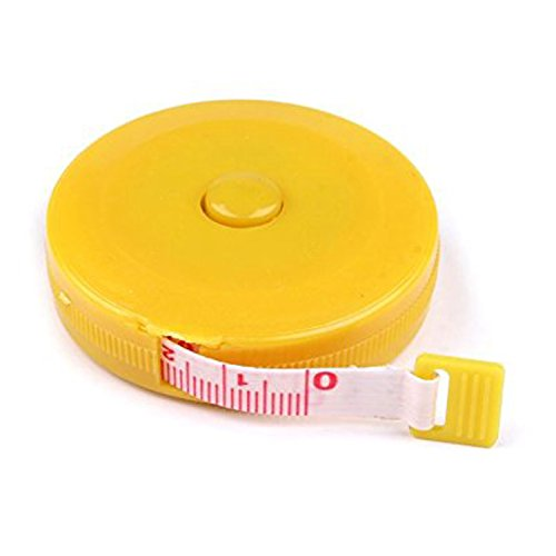 - Yesito Measure Tape 1PCS 60Inch/150cm Retractable Tape Measure Soft Tape Measure Weight Loss Medical Body Measurement Sewing Tailor Craft Plastic Tape Measure