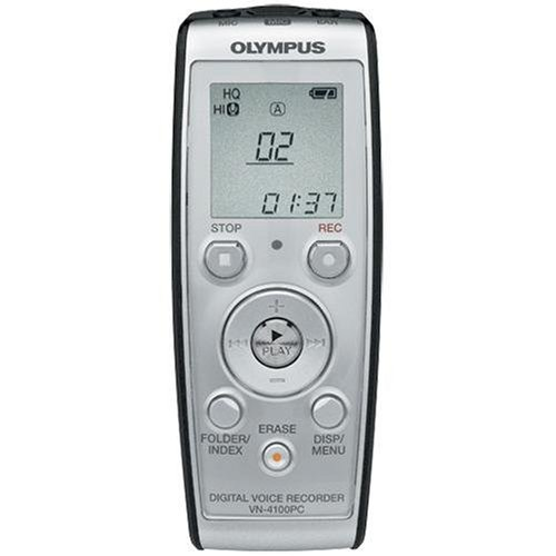 Olympus VN-4100PC Digital Voice Recorder for sale  Delivered anywhere in USA