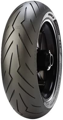 Pirelli Diablo Rosso 3 Rear Motorcycle Tire for Yamaha FZ-07 2015-2017 180//55ZR-17 73W