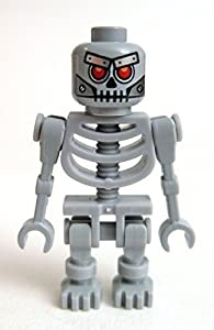 LEGO Movie Skeletron Minifigure (Robot Skeleton) by LEGO