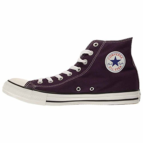 Converse Chuck Taylor All Star Säsongs Färg Hi Aubergine Kissa