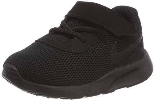 Nike Toddler Boy's Tanjun Shoe Black/Black 5C